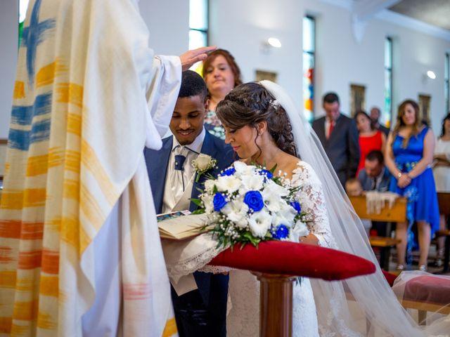 La boda de Junior y Sheila en Villamayor, Salamanca 15
