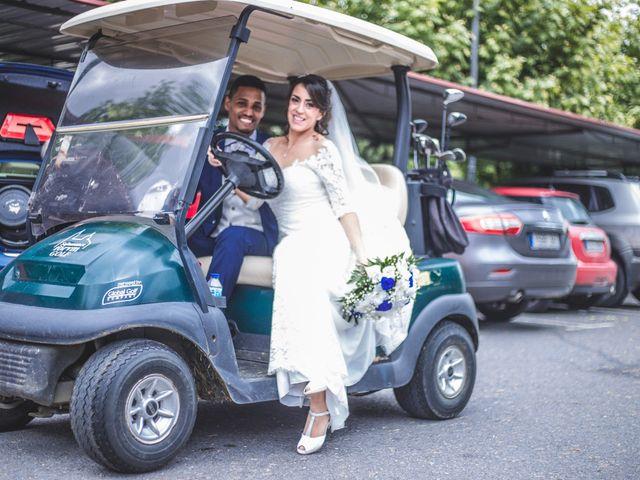 La boda de Junior y Sheila en Villamayor, Salamanca 16