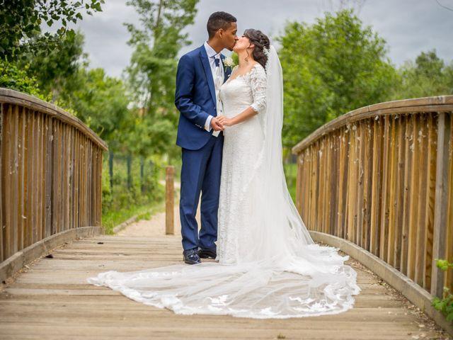 La boda de Sheila y Junior