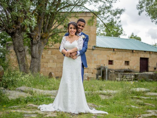 La boda de Junior y Sheila en Villamayor, Salamanca 20