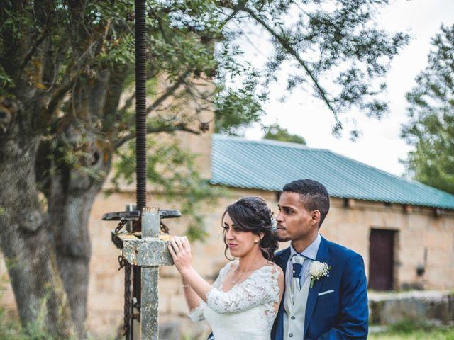 La boda de Junior y Sheila en Villamayor, Salamanca 23