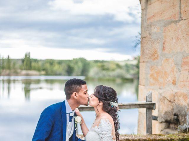 La boda de Junior y Sheila en Villamayor, Salamanca 25