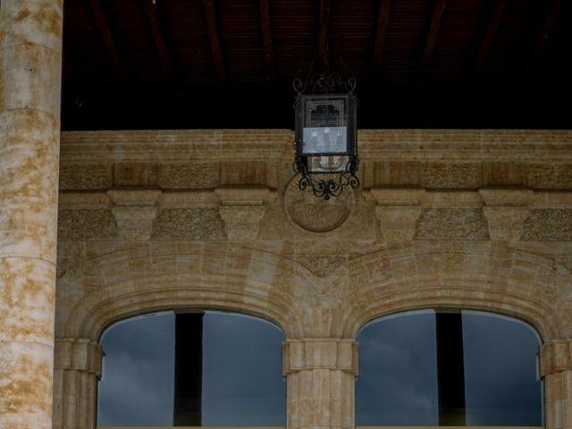 La boda de Junior y Sheila en Villamayor, Salamanca 27