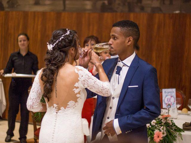 La boda de Junior y Sheila en Villamayor, Salamanca 30