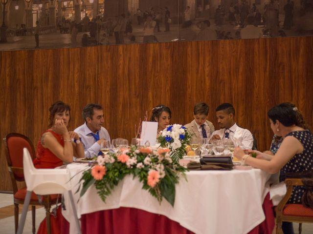 La boda de Junior y Sheila en Villamayor, Salamanca 31