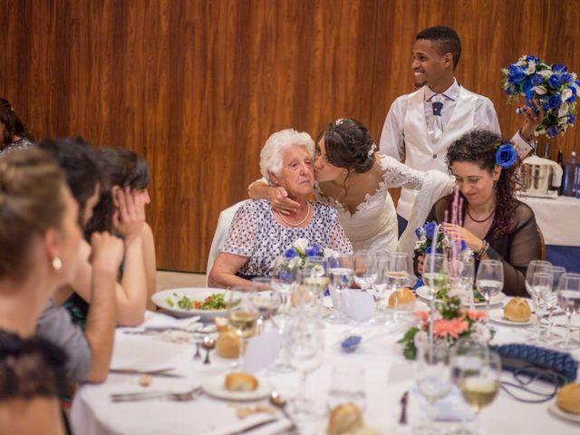 La boda de Junior y Sheila en Villamayor, Salamanca 32