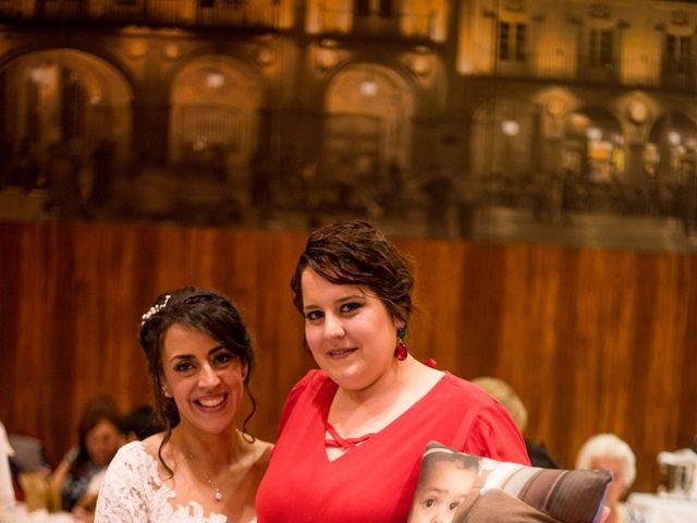 La boda de Junior y Sheila en Villamayor, Salamanca 35