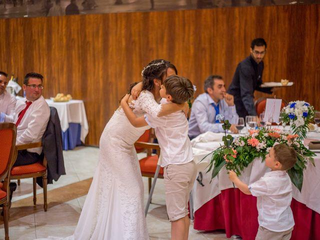 La boda de Junior y Sheila en Villamayor, Salamanca 38