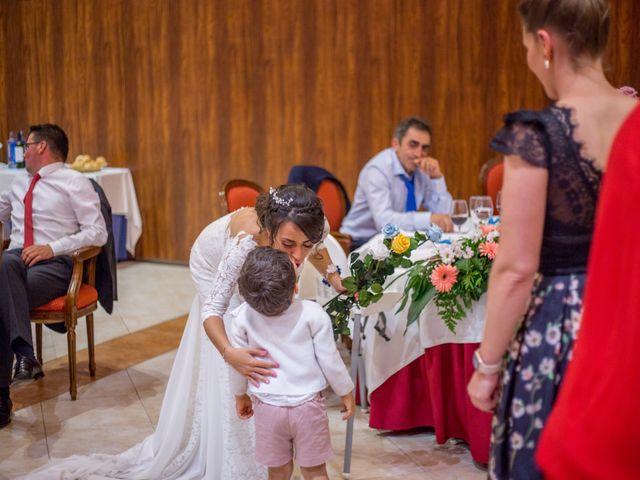 La boda de Junior y Sheila en Villamayor, Salamanca 39