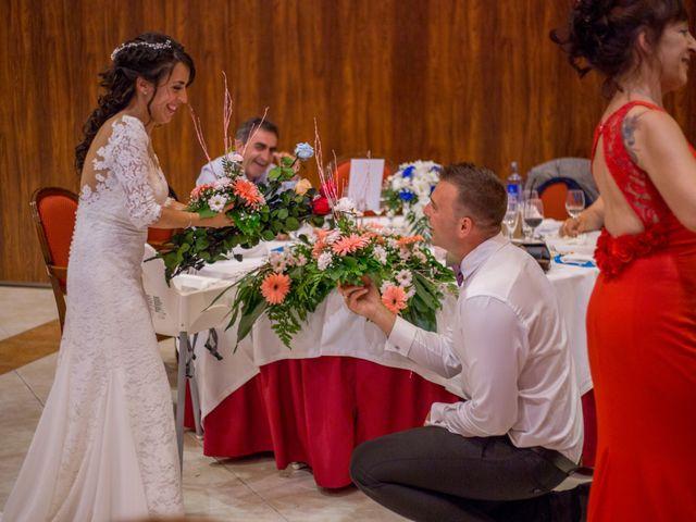 La boda de Junior y Sheila en Villamayor, Salamanca 40