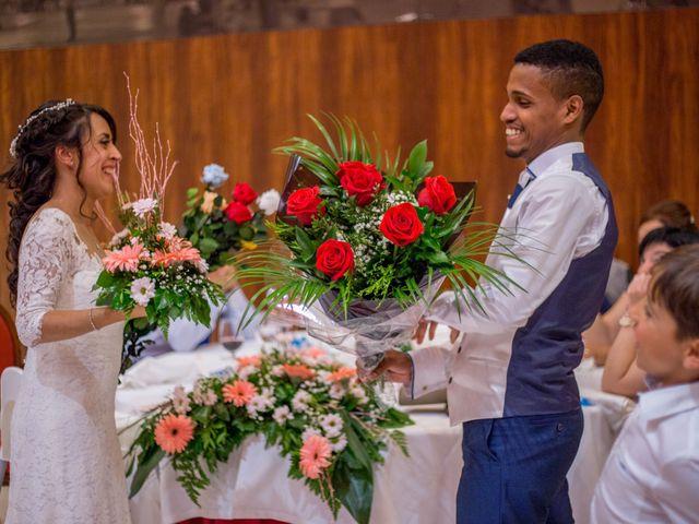 La boda de Junior y Sheila en Villamayor, Salamanca 41