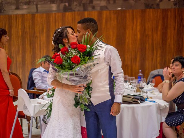 La boda de Junior y Sheila en Villamayor, Salamanca 42