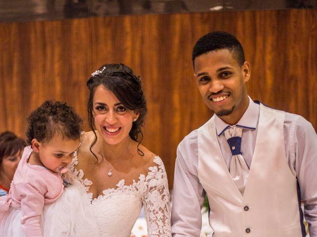 La boda de Junior y Sheila en Villamayor, Salamanca 44