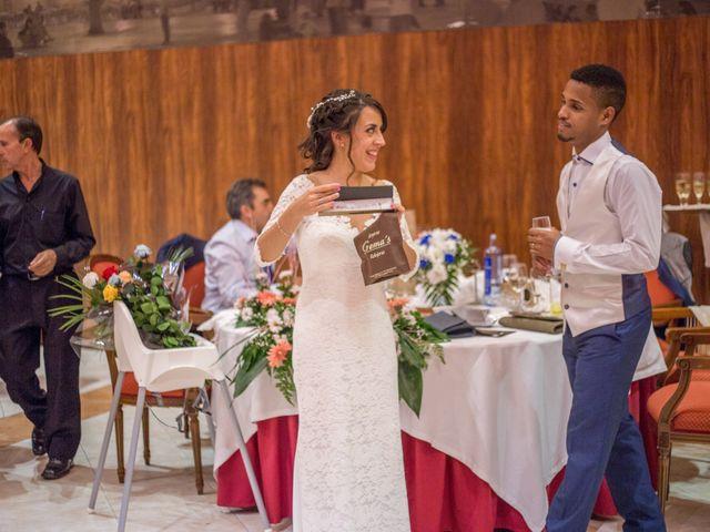 La boda de Junior y Sheila en Villamayor, Salamanca 46