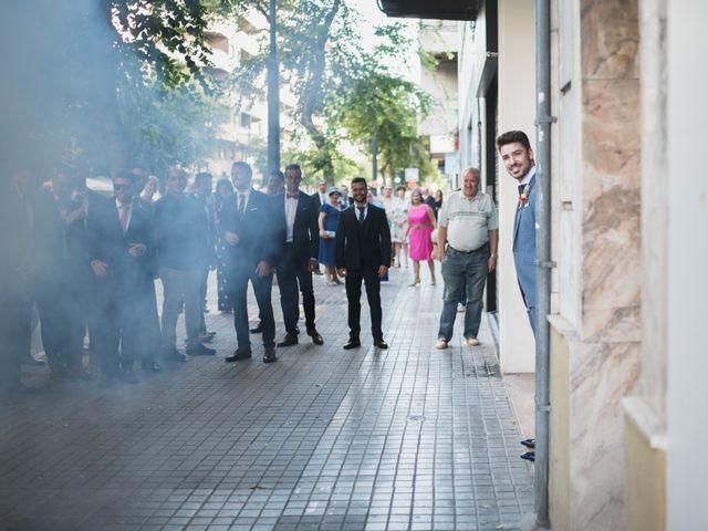La boda de Jordi y Alba en Alacant/alicante, Alicante 16