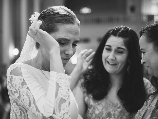 La boda de Jordi y Alba en Alacant/alicante, Alicante 28