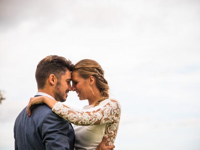La boda de Alba y Jordi