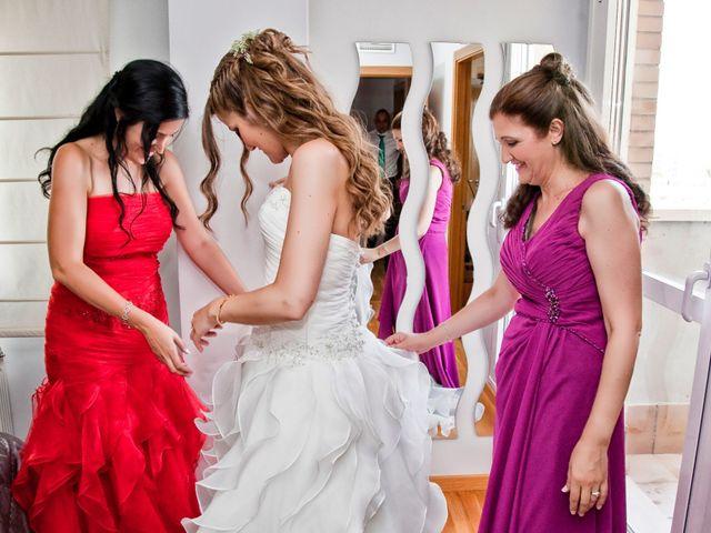 La boda de Juan Carlos y Eva en Madrid, Madrid 9