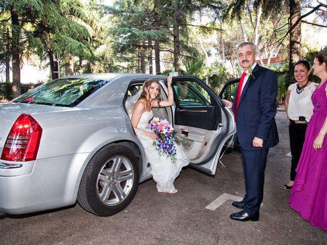 La boda de Juan Carlos y Eva en Madrid, Madrid 11
