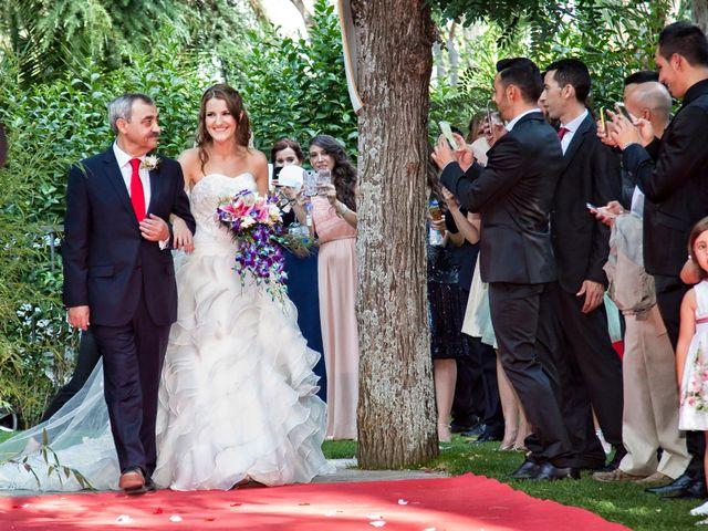 La boda de Juan Carlos y Eva en Madrid, Madrid 13
