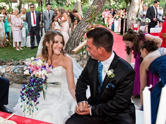 La boda de Juan Carlos y Eva en Madrid, Madrid 14