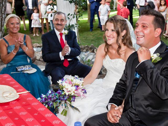 La boda de Juan Carlos y Eva en Madrid, Madrid 15