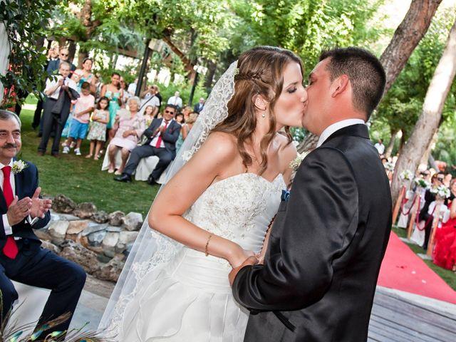 La boda de Juan Carlos y Eva en Madrid, Madrid 16