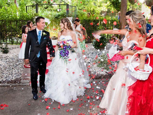 La boda de Juan Carlos y Eva en Madrid, Madrid 18