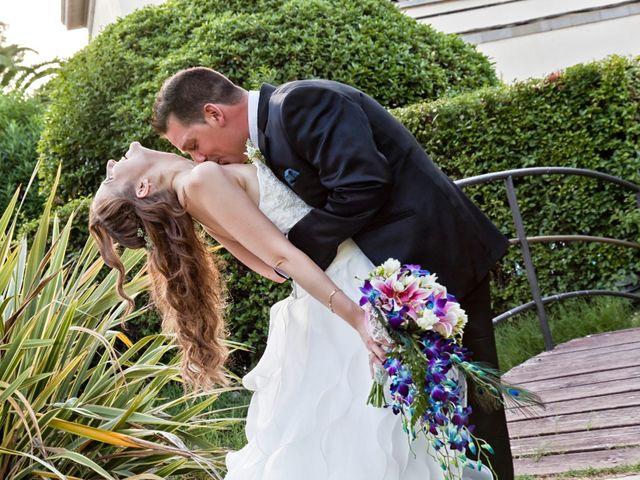 La boda de Eva y Juan Carlos