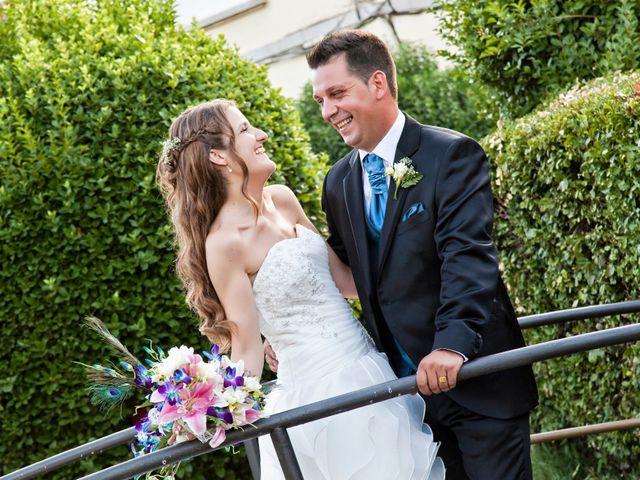 La boda de Juan Carlos y Eva en Madrid, Madrid 22