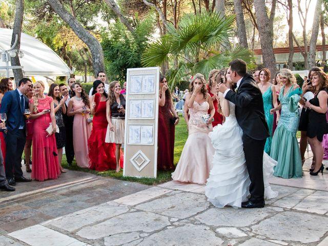 La boda de Juan Carlos y Eva en Madrid, Madrid 25
