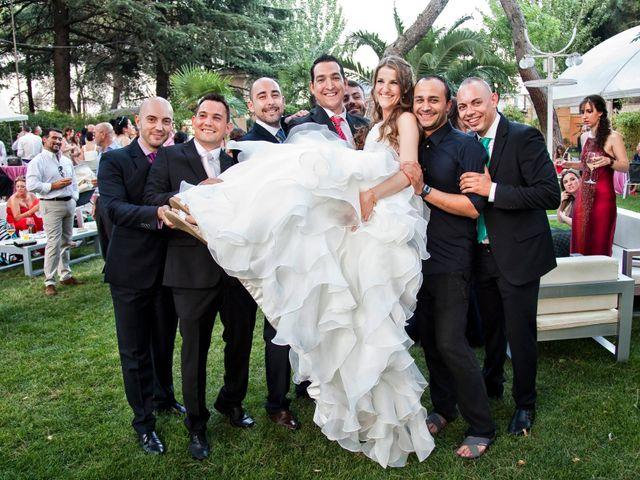La boda de Juan Carlos y Eva en Madrid, Madrid 28