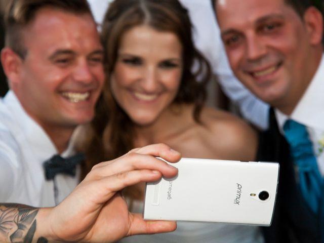 La boda de Juan Carlos y Eva en Madrid, Madrid 31
