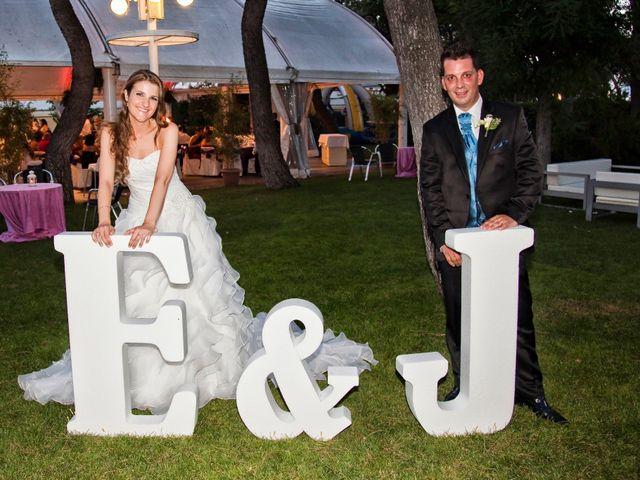 La boda de Juan Carlos y Eva en Madrid, Madrid 1