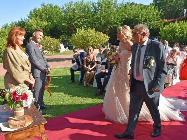 La boda de Ferran y Anna en Premia De Dalt, Barcelona 4
