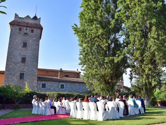 La boda de Ferran y Anna en Premia De Dalt, Barcelona 7