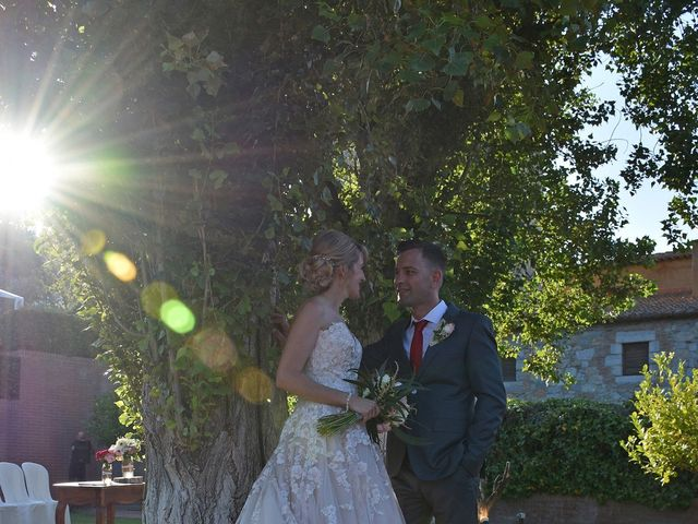 La boda de Ferran y Anna en Premia De Dalt, Barcelona 11