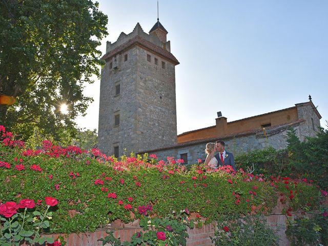 La boda de Ferran y Anna en Premia De Dalt, Barcelona 12