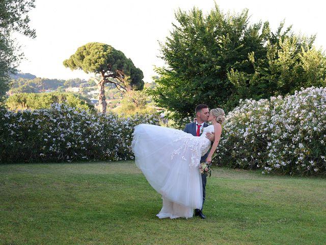 La boda de Ferran y Anna en Premia De Dalt, Barcelona 16