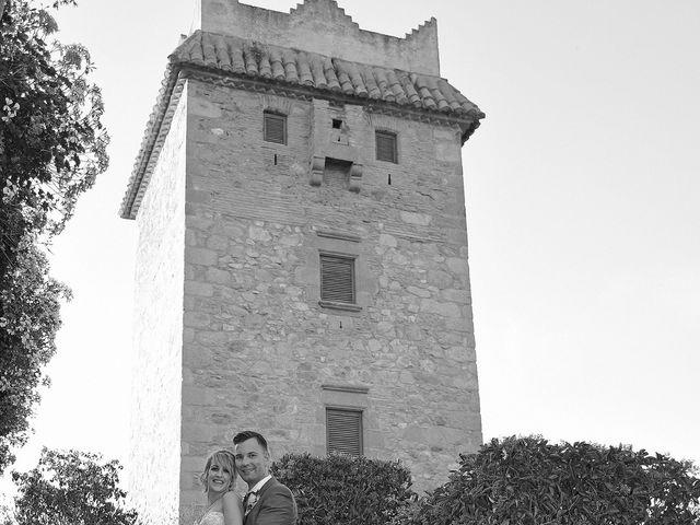 La boda de Ferran y Anna en Premia De Dalt, Barcelona 17
