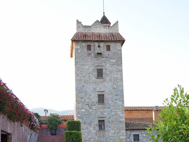 La boda de Ferran y Anna en Premia De Dalt, Barcelona 18
