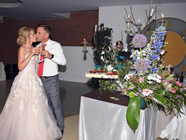 La boda de Ferran y Anna en Premia De Dalt, Barcelona 24