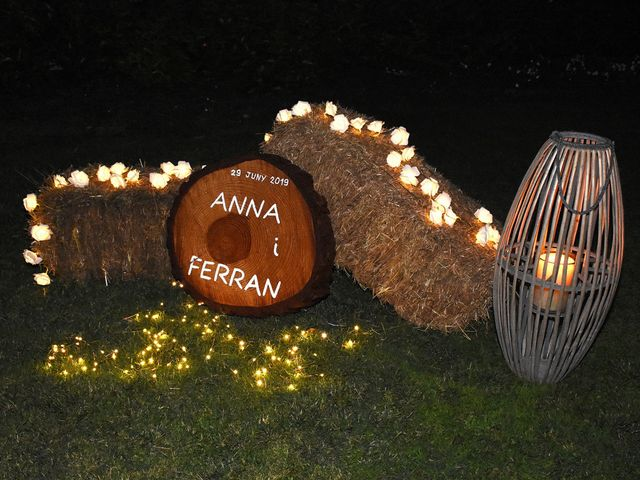 La boda de Ferran y Anna en Premia De Dalt, Barcelona 30