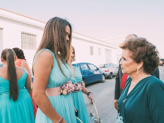 La boda de Jonathan y Sonia en Dos Hermanas, Sevilla 3