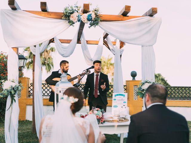 La boda de Jonathan y Sonia en Dos Hermanas, Sevilla 4
