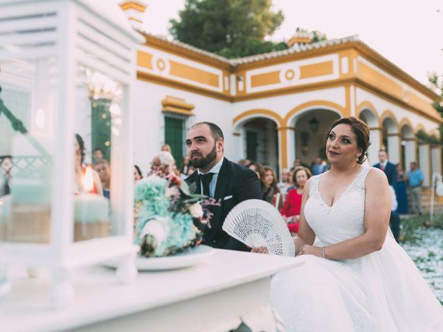 La boda de Jonathan y Sonia en Dos Hermanas, Sevilla 5