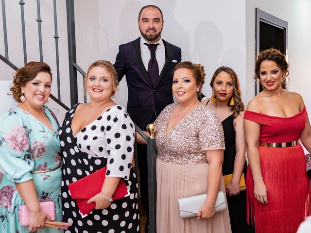 La boda de Jonathan y Sonia en Dos Hermanas, Sevilla 22