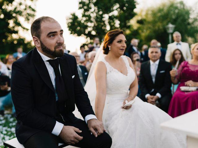 La boda de Jonathan y Sonia en Dos Hermanas, Sevilla 37