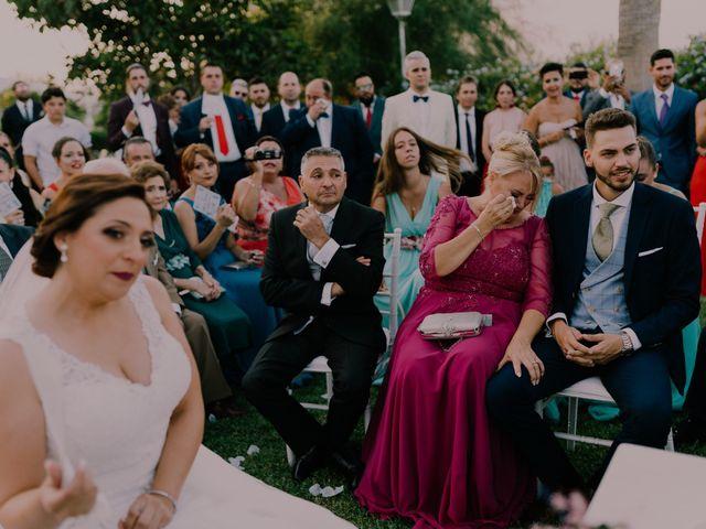 La boda de Jonathan y Sonia en Dos Hermanas, Sevilla 39