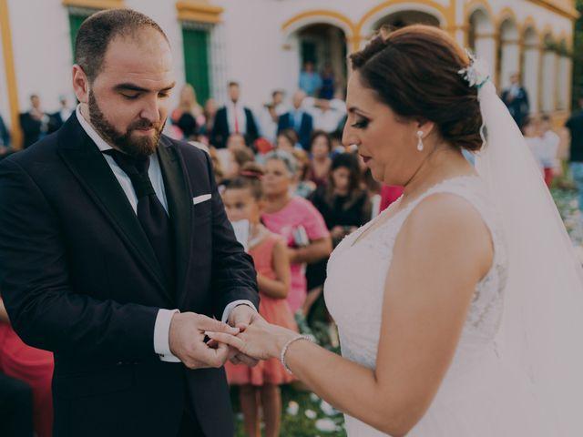 La boda de Jonathan y Sonia en Dos Hermanas, Sevilla 42